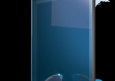 Теплоепакет DS цвет Blue Sapphire